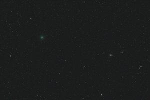 20190203_岩本彗星(C/2018Y1)とM104