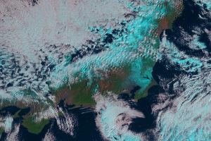 20190210-0900JST気象衛星ひまわり画像