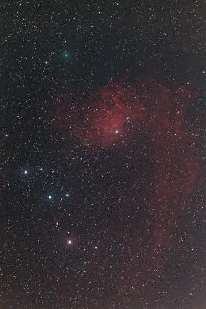 20190302岩本彗星(C/2018Y1)
