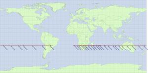 大赤斑ドリフトマップ