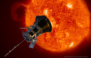 Parker Solar Probe(C)NASA