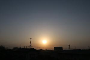 20190406夕空