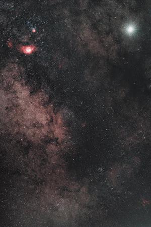 20190416銀河系中心