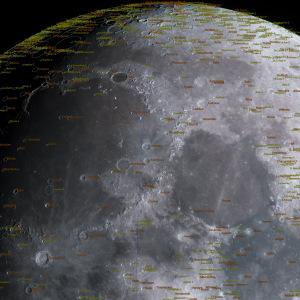月面位置合わせ