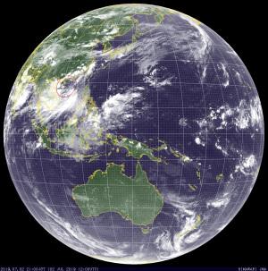 20190702-2100jst気象衛星ひまわり画像
