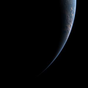 20190703-0210日食月影