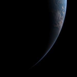 20190703-0230日食月影