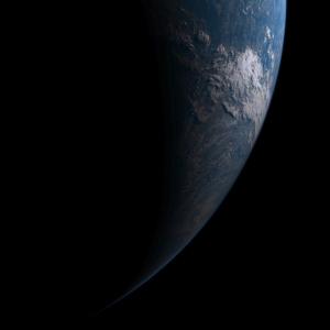 20190703-0320日食月影