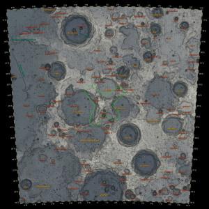 月面Xチャート2