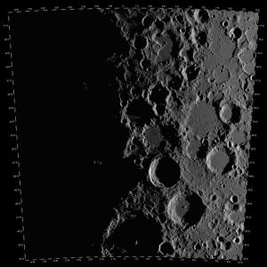月面Xチャート:+1.00