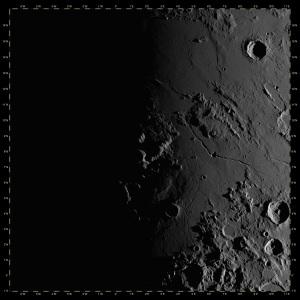 月面Vチャート:-1.00