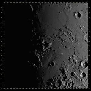 月面Vチャート:+1.00