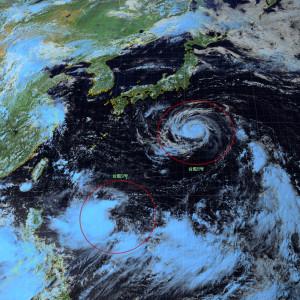 20190804-1500台風8号&9号