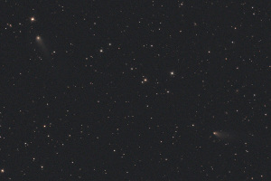20190907_二彗星の大接近