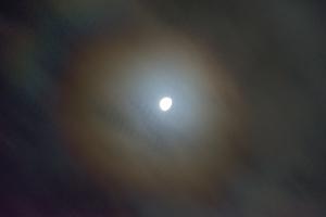 20190919月の光環