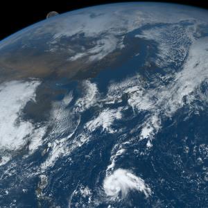 20191015-1210気象衛星ひまわり画像