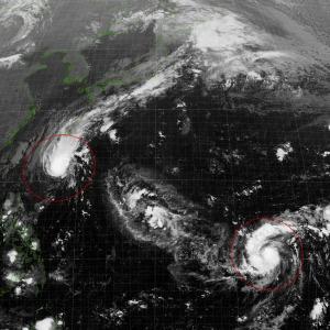 20191019-2100台風20&21号