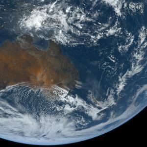 20191108-1200JST気象衛星ひまわり