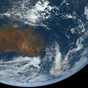 20191109-1200JST気象衛星ひまわり