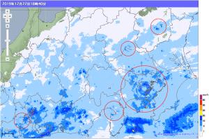 20191222-1840降雨レーダー