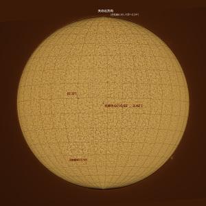 20200105太陽の向き