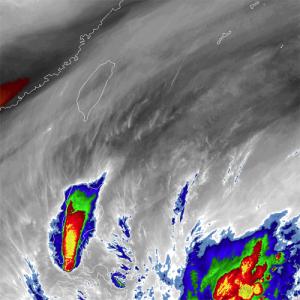 20200112タール火山による雲