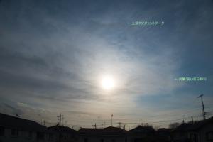 20200114太陽周囲のアーク