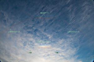 20200114太陽上部のアーク