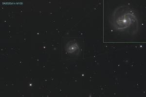 20200122_SN2020oi in M100