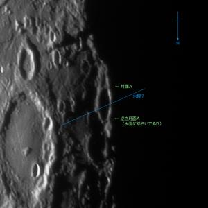 逆さ月面A