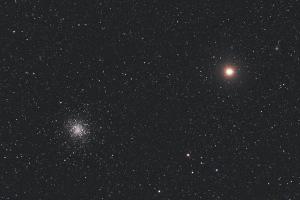 20200228火星とM22の接近