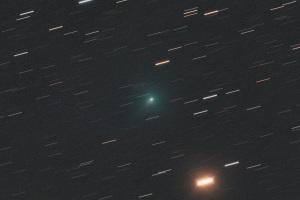 20200323アトラス彗星(C/2019 Y4)
