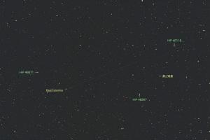 20200410水星探査機「ベピ・コロンボ」スイングバイ