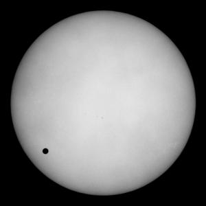 20040608金星日面通過
