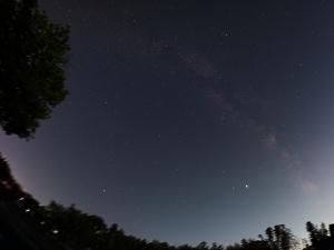 20200617夜明け前の星空