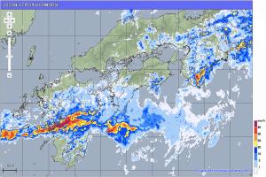20200704-0300降雨レーダー