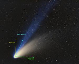 19970310ヘール・ボップ彗星(C/1995 O1)