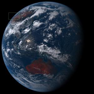 20200824-1440JST気象衛星ひまわり