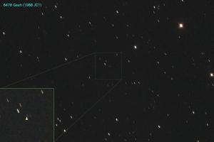 小惑星Gault(6478/1988 JC1)
