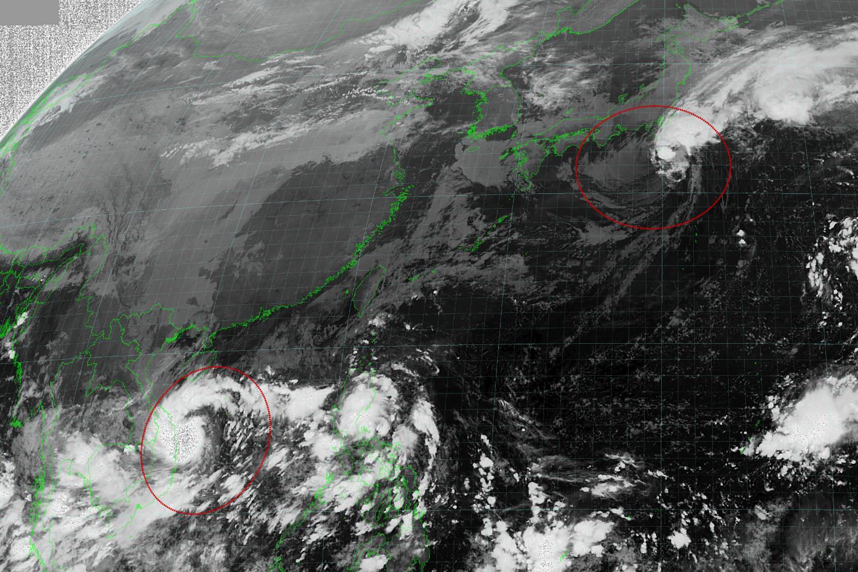 20201011-0300JST台風14&15号