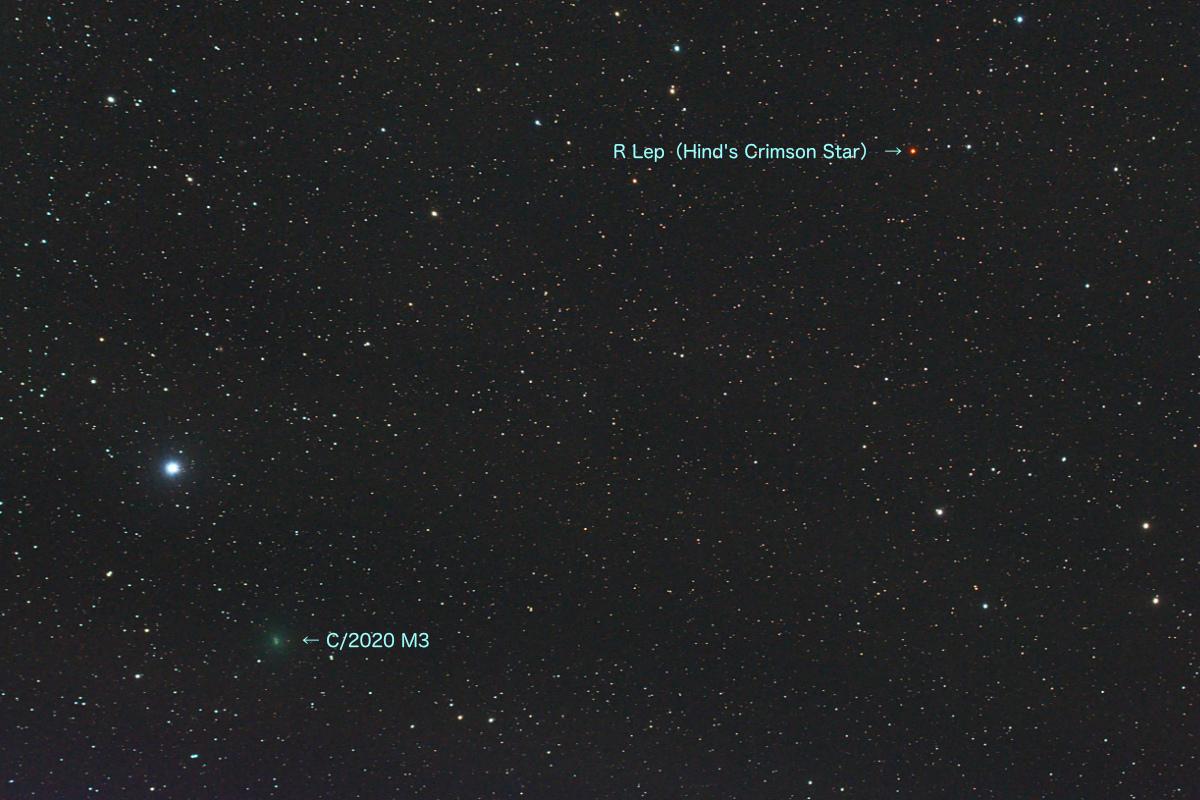 20201027アトラス彗星(C/2020 M3)