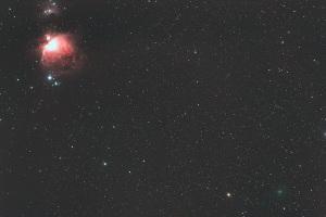 2020201105アトラス彗星(C/2020 M3)