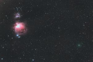 20201106アトラス彗星(C/2020 M3)