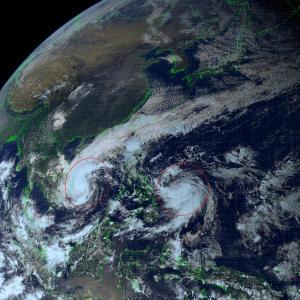 20201109-1500JST台風21号&22号