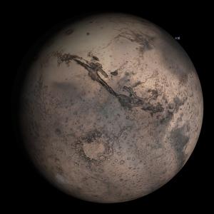 Stellarium火星