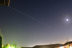 20201119国際宇宙ステーション
