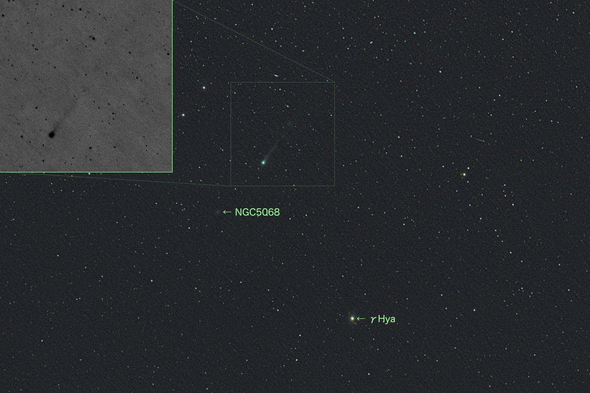 20201123エラスムス彗星(C/2020 S3)