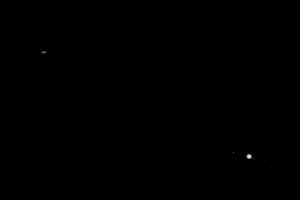 20201218木星と土星の接近