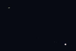 20201219木星と土星の接近
