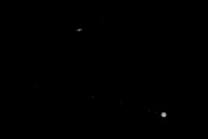 20201220木星と土星の接近